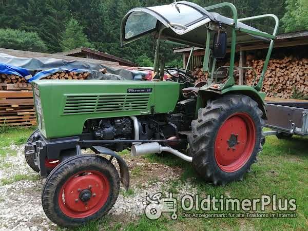Fendt Farmer 1e Foto 1