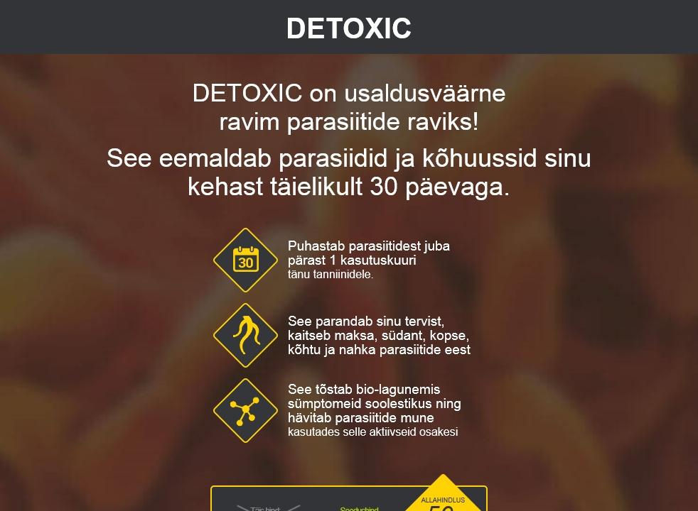 Kust Osta Detoxic
