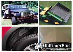 Herculiner Beschichtung für Nutzfahrzeuge Traktoren Oldtimer Landtechnik schwarz 3,69 Liter set Foto 5