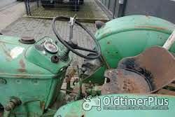 Deutz D 8005 Hinterrad Foto 8