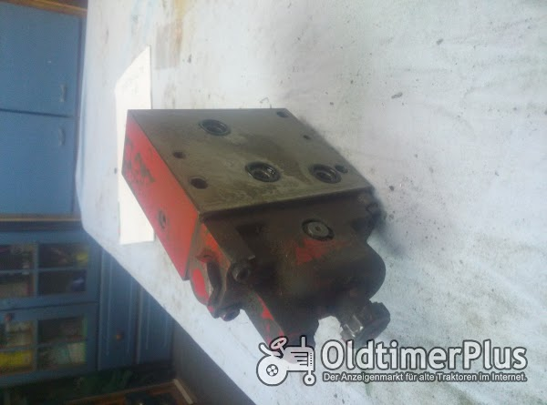 Bosch SB 7 Steuergerät Zusatzsteuergerät IHC Foto 1
