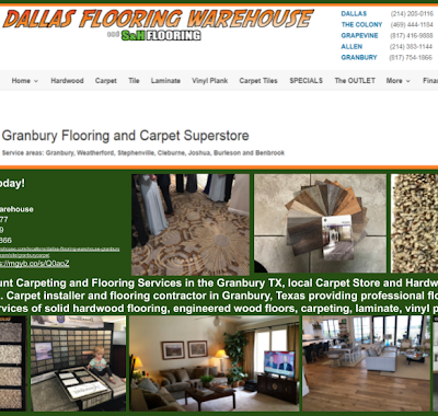 granbury flooring store