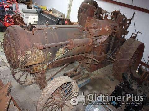 Sonstige Aultmann & Taylor steam tractor Foto 1