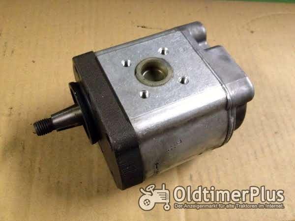 Bosch Hydraulikpumpe Teilpumpe 16 ccm Foto 1