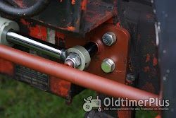 David Brown Hydraulische Lenkung Nachrüstsatz Foto 2