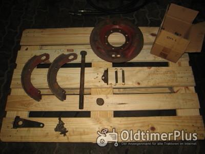 Deutz D5506 Hinterradbremse links Foto 1