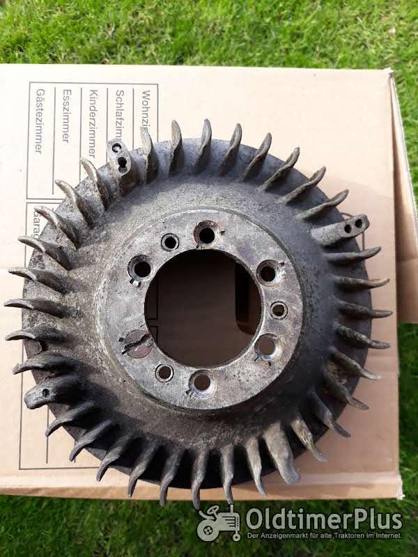Lanz TWN motor Lüfterrad TWN Motor Foto 1