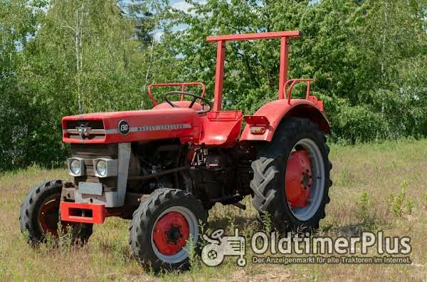 Massey Ferguson MF 130 Deluxe-Version Foto 1