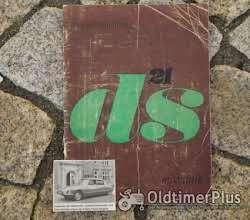 Betriebsanleitung Citroen D Super D Special ID / DS 1971 Foto 8