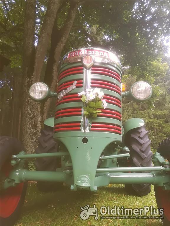Hürlimann D60 Spezial photo 1