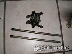 Deutz, von D4505 Kipphebel mit Lagerung und Stößelsatz