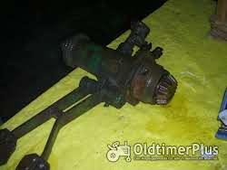 Deutz F1M414 u.F1L514 Riemenscheibenantrieb Foto 3