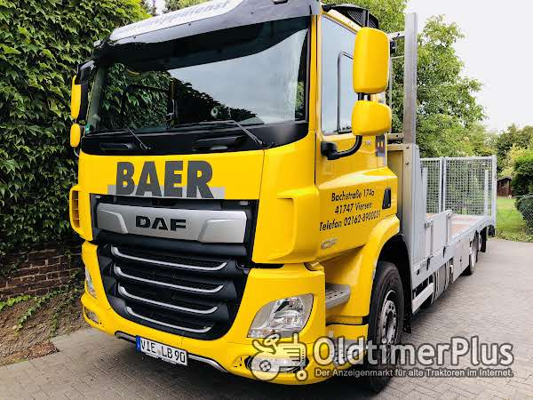 Treckertransporte Festpreisangebote Expresstransport Foto 1