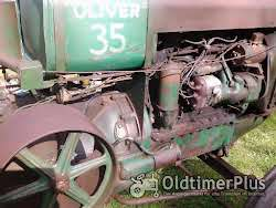 Sonstige OLIVER 80 STANDARD HART-PARR 1938 PATINA photo 5