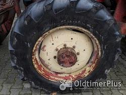 Schlüter Super 1250 mit Frontlader Foto 3