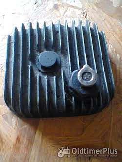 Güldner 3LKN-3LKA Originalteile Motorölkühler mit Deckel,Kolben 80mm Original und unbenutzt Foto 6