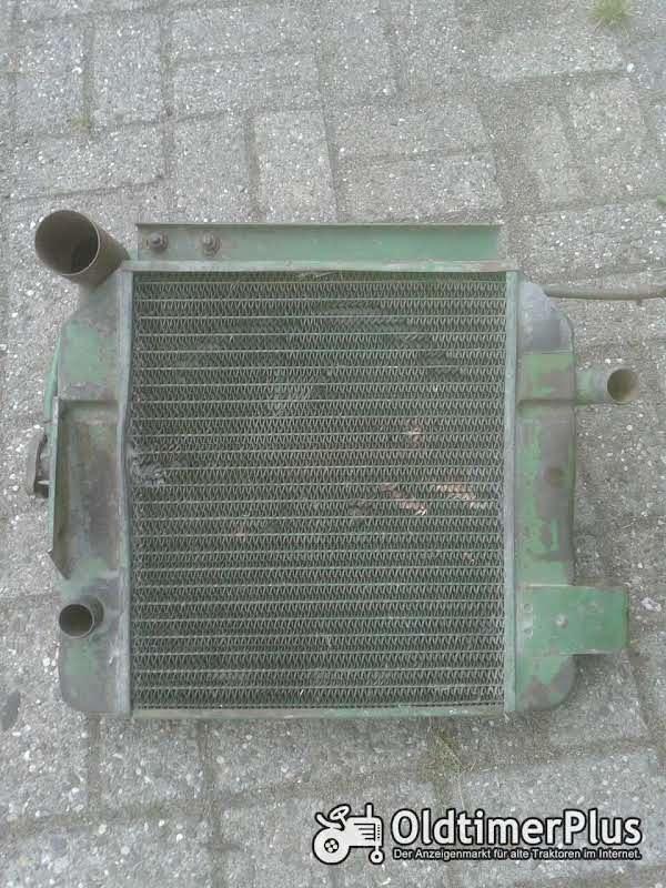Deere Lanz Kühler  D100 Foto 1