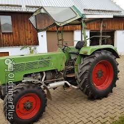 Fendt Farmer 2 S Turbomatik Allrad photo 12