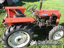 Nuffield Field Boy R 300 DT Allrad, HURTH Allrad-Vorderachse Foto 5