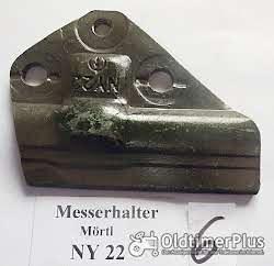 Mörtl, Stockey & Schmitz, Mähwerk, Ersatzteile, Messerklingen, Führungen, Messerkopf, Foto 6