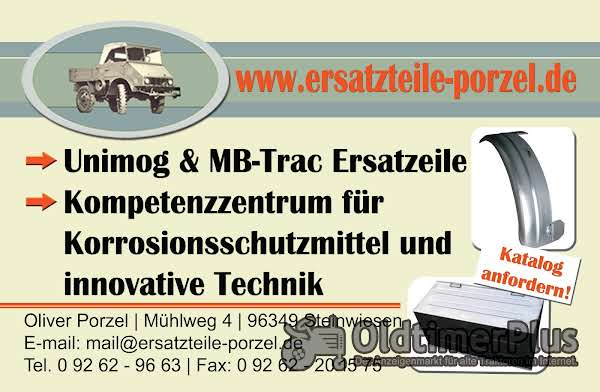 Unimog und MB-Trac Blechteile, Kotflügel, Batteriekästen, Reifen Foto 1