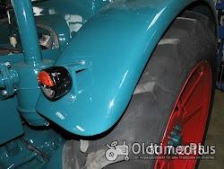 Hanomag R35,R28 Lampenhalter Universal für Vorne und Hinten passend Foto 3