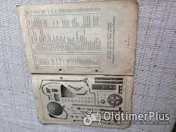 Ersatzteilliste kartoffelroder ' Neu-Ideal ' 1924 kuxmann Foto 2