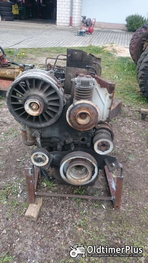 Deutz A/F4L 514 Motor Foto 1