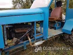 Eigenbau leistungsstarker Traktor Foto 2