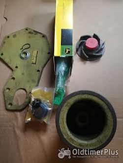 John Deere 100 - 700 Wasserpumpenersatzteile Foto 2