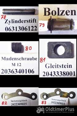 ZF Getriebe, Allradachse, Lenkung, Ersatzteile Foto 5