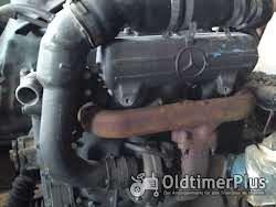 Daimlerbenz  Mercedes Motore OM 352, 314, 364, 366, 636, 616