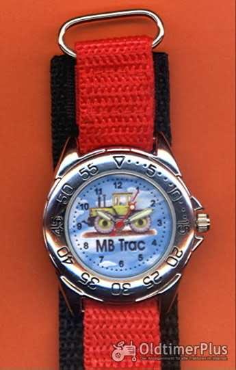 MB Trac 1600 Kinder Armbanduhr Foto 1