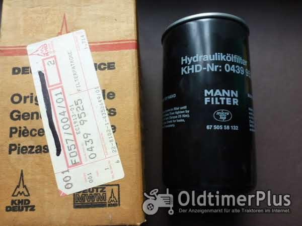Deutz-MANN  Hydraulikölfilter WD 950/4 Foto 1