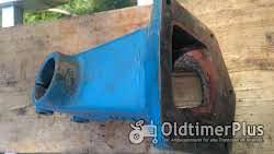Hanomag Halterung für Lenkgetriebe R435, R324 und andere Foto 4