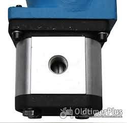Universal 400 Volt Elektrische Hydraulikpumpe 5,5 KW Foto 6