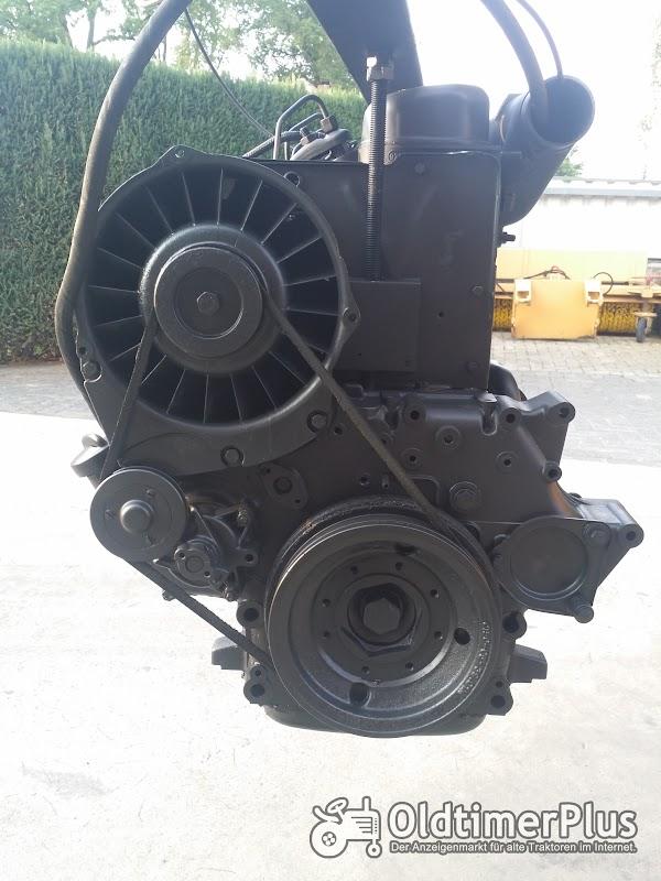 Deutz Motor der Serie 913 912 812 Foto 1
