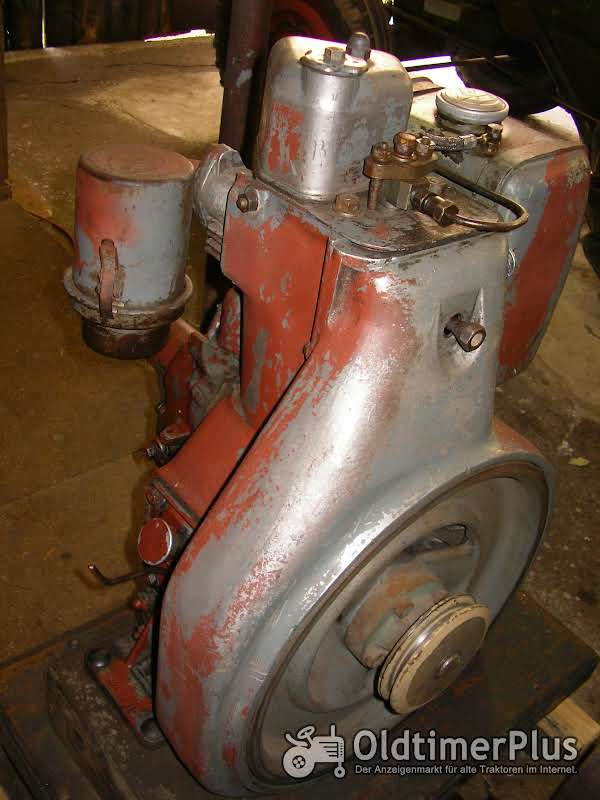 Sonstige Farymann Stationärmotor Diesel Foto 1