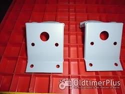 Hanomag R35,R28 Lampenhalter Universal für Vorne und Hinten passend Foto 5