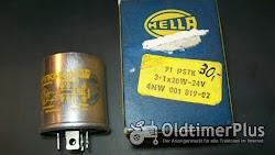Hella 91 PSTK 3+1+20W-24V BLINKGEBER  4NW 001819-02 NEU Foto 3