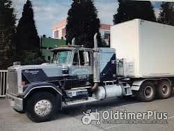 Seltener US Oldtimer Truck SZM Chevrolet Bison . Peterbilt 1979 Chevrolet Bison US Semi Truck Detroit Diesel GMC Foto 10