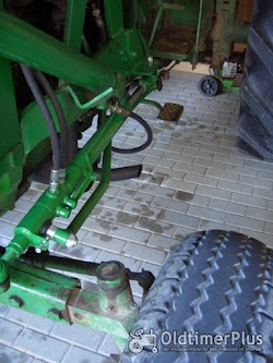 John Deere Hydraulische Lenkung John Deere 310  JD 510 JD 710 Foto 3