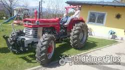 Massey Ferguson MF 168 Allrad MP Foto 2
