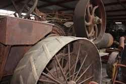 LANZ Aultmann & Taylor lokomobile Foto 5