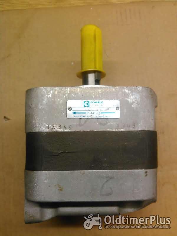 Hydraulikpumpe Foto 1