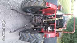 Massey Ferguson FE 135 W Schmalspur photo 8