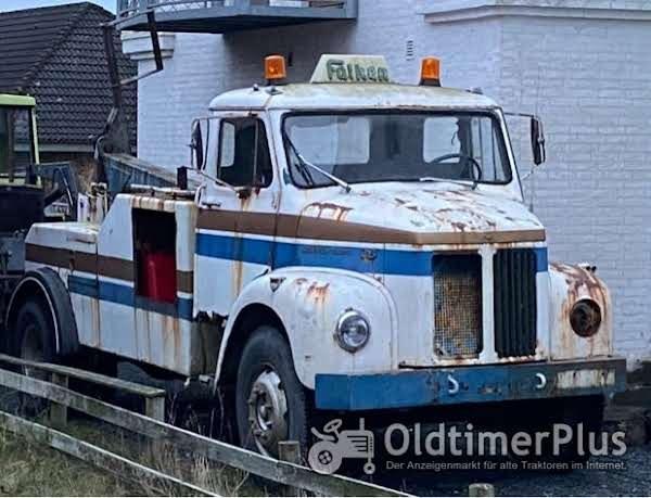 Scania WRECKER Foto 1
