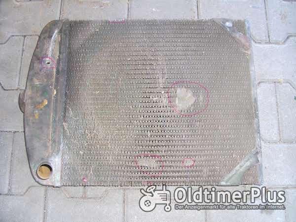 Deutz Kühler gesucht ! Deutz auch defekt Wasserdeutz Stahldeutz Foto 1