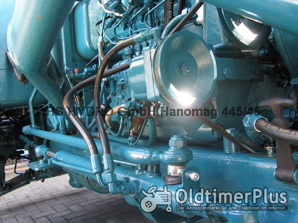 Hanomag 401 400E 500 501 601 u.a. Hydraulische Lenkung Nachrüstsatz Foto 1