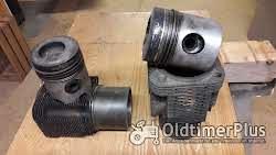Deutz F4L 912 Zylinder Kolben
